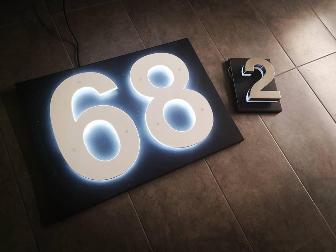 Numerovalo 68